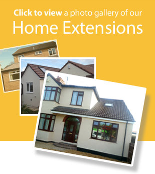 Home extensions photo gallery